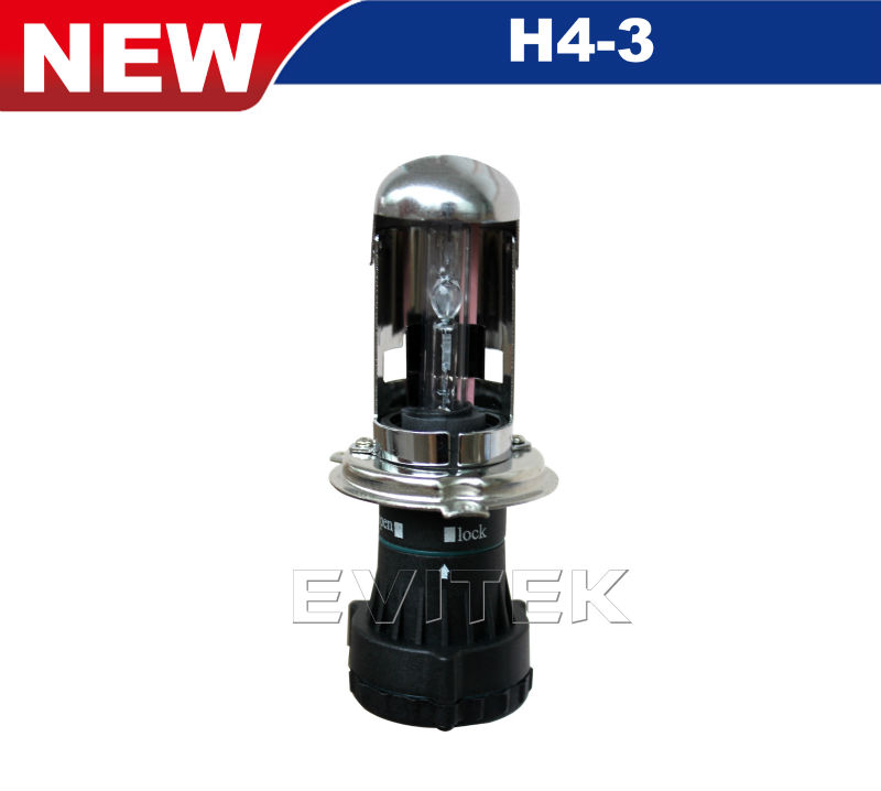 35w AC/DC Xenon H4 HID Xenon Lamp for promotion
