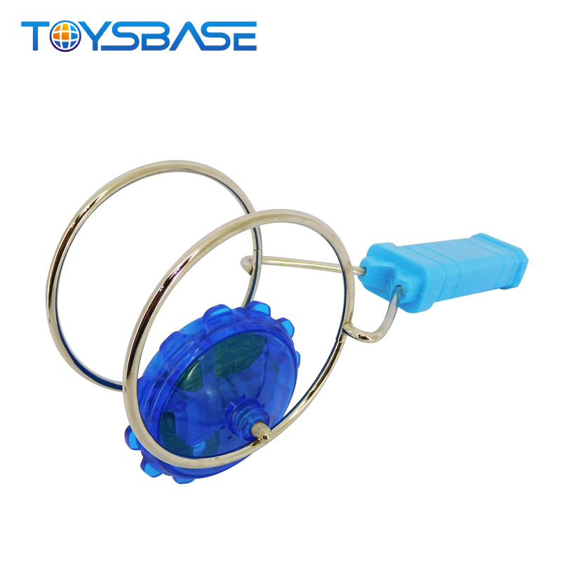 Hot Selling Inertial Magnetic Magic Spinning Gyro Wheel Toy
