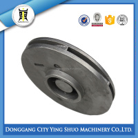 precision casting stainless steel water pump impeller