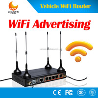 CM520-8AF 4G WiFi Router for wireless WiFi advertising