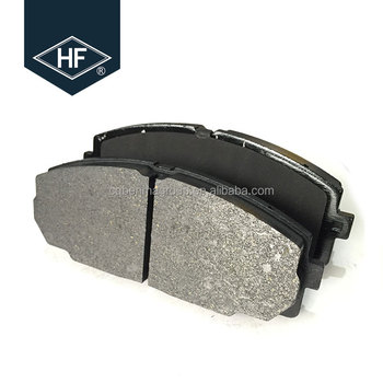 Super Quality Low-Metallic Auto Brake Pad
