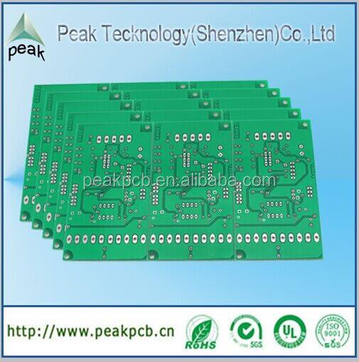 2014hot!!!industrial automation control board pcb designing and manufacturing