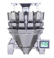 14 heads computerized combination weigher (Double door) JY-14HDDT