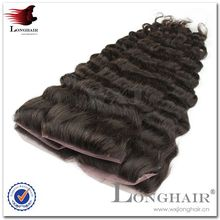 Wholesale Hair Aliexpress Brazilian Hair Silk Base Top Closure
