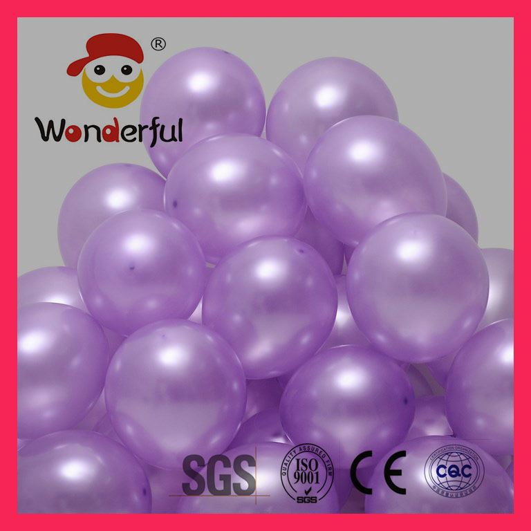 12 inch 3.2gram inflatable latex metallic balloon helicopter wholesale