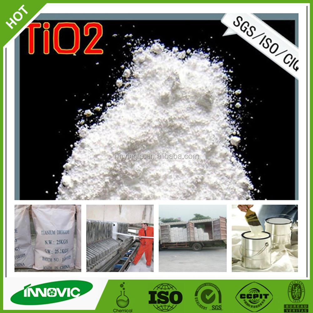 High Purity TiO2 Manufacturer nano Titanium Dioxide Liquid