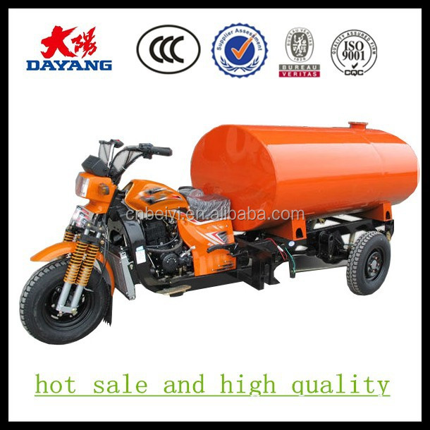 delivery 175cc water cooled rikshaw motor tandem tricycle for adults