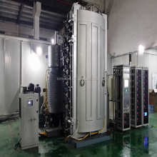 Plastic Physical Vapor Deposition Equipment, Thermal Evaporation Vacuum Metallizing Machine