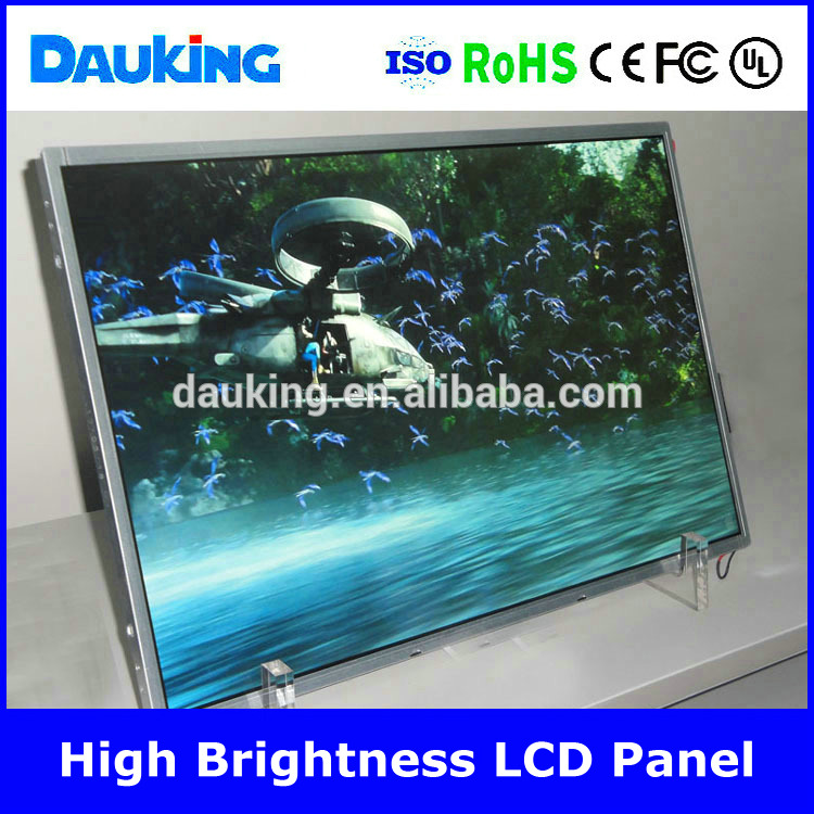 Original 22inch 1000nit high brightness lcd panel, 22 inch lcd Digital Signage display,industrial monitor,lcd samsung