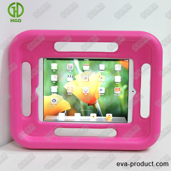 Super shockproof tablet pc cover case for ipad mini /mini ipad fit for kids with special needs