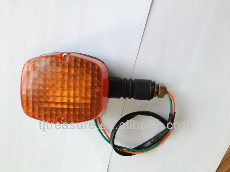 Motorcycle spare parts winker lamp of RX-115 turn signal lamp