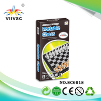 Hot promotion good quality family board games reasonable price Chess
