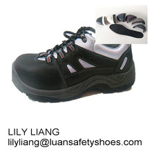 esd static-free wholesale oem customs safety shoes high ankle hiking shoe wechat:15003173551