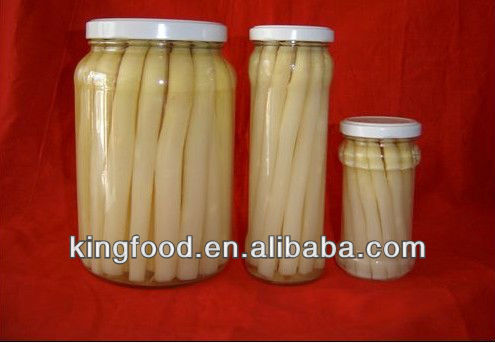 Import Chinese Canned asparagus
