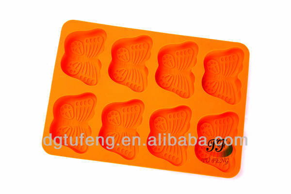 Europe standard silicone baking mold of cup shape meet with FDA/LFGB