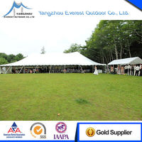 2016 New Style inflatable clear party tent