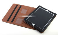 360 Rotating Magnetic PU Leather Case Smart Cover Swivel Stand for iPad 6