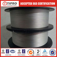 ASTM B 863 titanium wire 0.1mm welding medical application