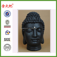 Factcory leading supplier Latest Buddha head statue