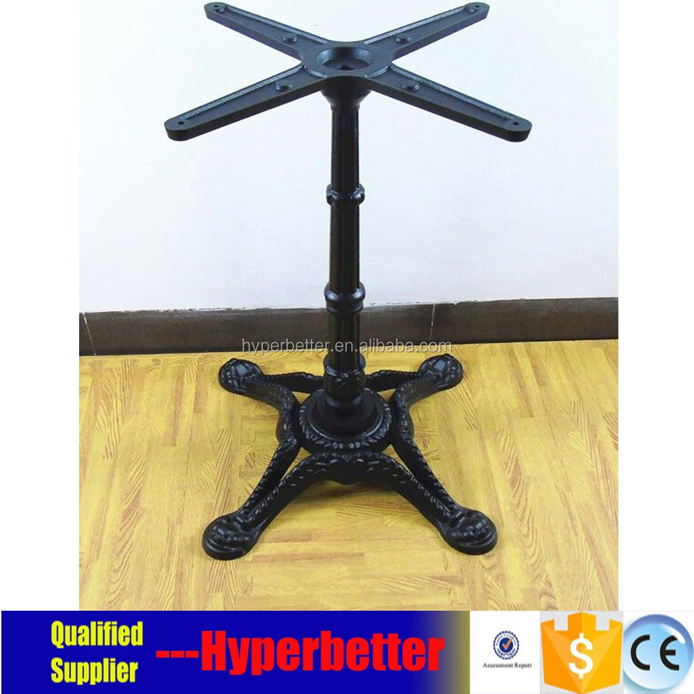 wholesale 4 paws wrought iron table legs for coffee table