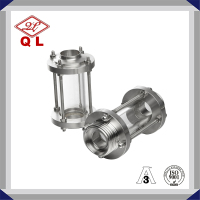 Forged Sanitary Stainless Steel Threaded Sight Glass