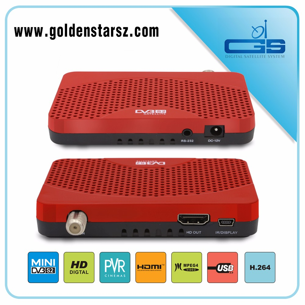 Best price mini dvb-s2 hd receiver dongle dvb-s2 receiver with newest design support IKS watch youtube by USB wifi