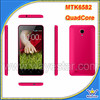 W450 Wayestar/Telefoni Cellulari Android/MTK6582 Quad Core 3G/Cheap Cellphone 3G