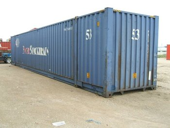 53' Steel Storage Cargo Container