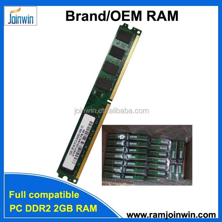 Doule-sided 800mhz pc2-6400 ddr2 2gb sdram