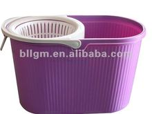 2012 BLL-05 metal cleaning mop set with bucket frame