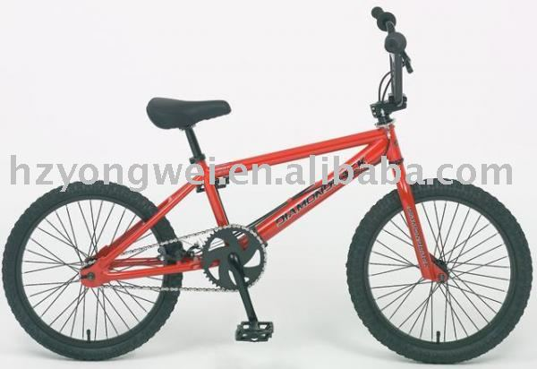 "china bicycle/bmx&freestyle bikes/20"" free style bicycle"