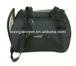 New Design Dog Travel Carrier with Fleece Mat