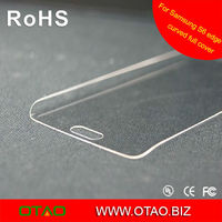 Custom design latest fashion model otao 3D full cover tempered glass screen protector for cell phone