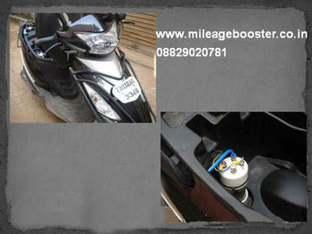 Mileage Booster Kit
