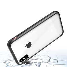 For iphone X case Ultra Thin Transparent tpu case for iphone 10