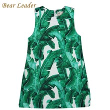 Bear Leader Girls <strong>Dress</strong> 2016 Brand Princess <strong>Dresses</strong> Sleeveless European and American Style Design Children Clothing <strong>Girl's</strong> <strong>Dress</strong>