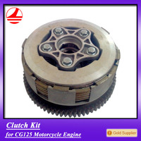 Factory Qualiy engine spare parts 125cc dirt bike manual clutch