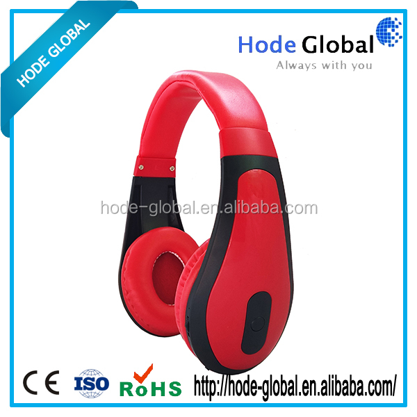 Hot-Selling High Quality Low Price Best Price Headband Wireless Stereo Bluetooth Headset , Bluetooth Earphones