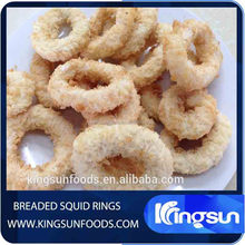 High Quality Breaded Squid Rings Breaded Squid Ring