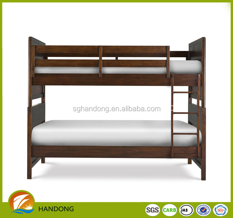 Hot Sale Brand New Home Furniture Cheap Wooden Triple Bunk Bed Sale
