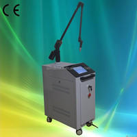 2014 Latest technology tattoo removal laser beauty equipment