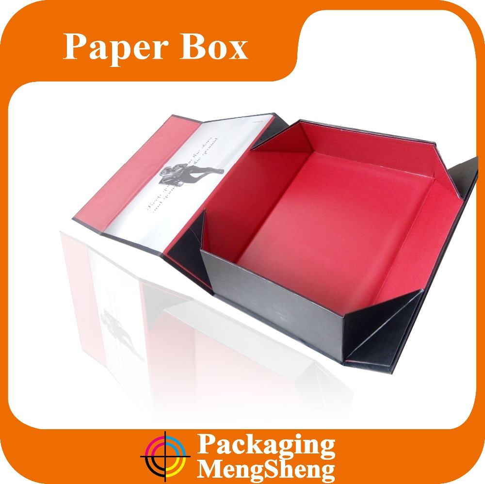 New Arrival different types gift packaging box, luxury gift box packaging for clothing