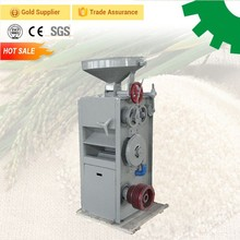 Factory price portable small farm use rice flour grinding milling making uses wet rice flour grinder machine