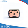 Free web location and APP real time tracking portable waterproof cheap mini necklace gps tracker for cat