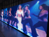 Outdoor indoor big street daylight electronic Advertising display screens
