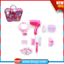 kids plastic make up toy games for girls dress up