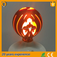 Pumpkin lantern Led bulb 17pcs Lamp beads , 0.6W Led bulb light