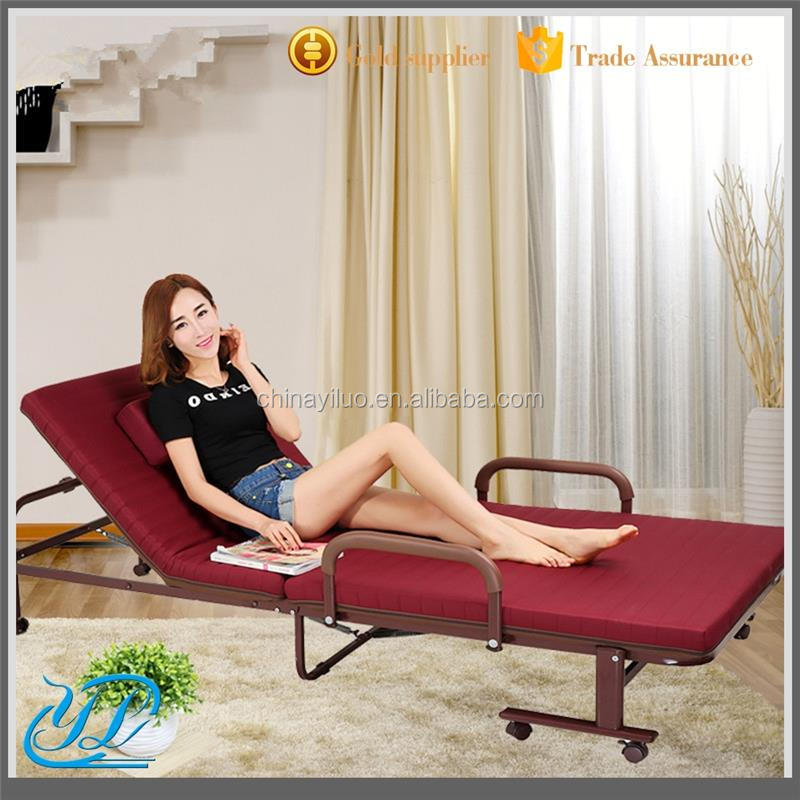 Metal home Furniture Folding Bed foldable bed