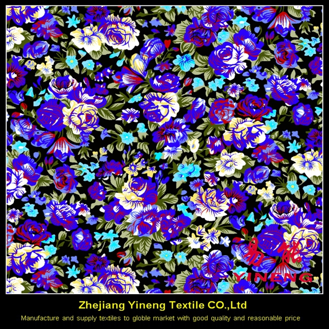 china cheap polyester bedding fabric wholesale in market dubai