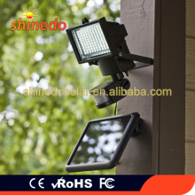 Waterproof PIR Motion Sensor Outdoor Garden Lamp Solar LED Eave Light